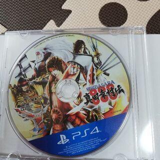 PS4 戦国BASARA真田幸村伝 未使用品✨さらに値下げ