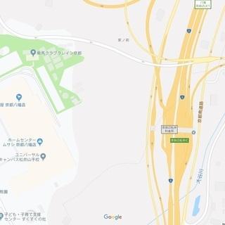 京田辺市松井宮田 貸土地 資材置場・駐車場用地