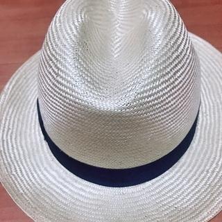 イタリア Borsalino パナマ帽