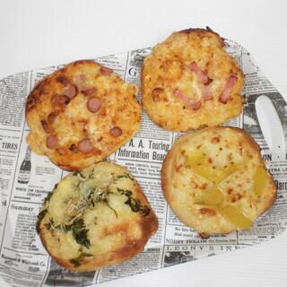 あこ天然酵母でピザやフォカッチャを作ってみませんか♪