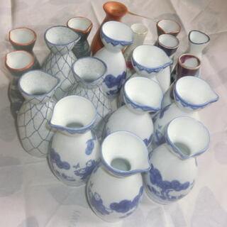 陶器のお銚子