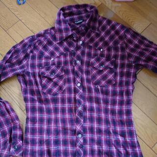 Lサイズ ロングシャツ