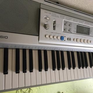 (受渡し予定あり)キーボード CASIO CTK-810 Xスタンド