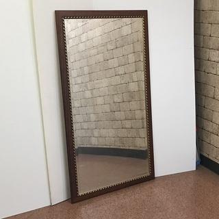 S83 鏡 大きい 部品有り サイズ76.5cm×136.5cm...