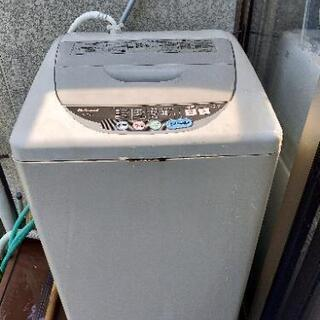 洗濯機 Ntional 5kg 全自動