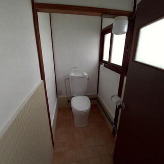 米子 ペット可一戸建て風平屋 レトロおしゃれキッチン − 鳥取県