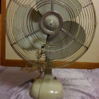 三菱*扇風機*レトロ*昭和*稼働品