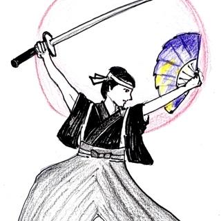 わくわく剣舞体験教室