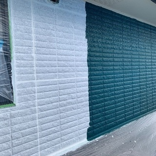 年末に外壁塗装工事いかがでしょうか?