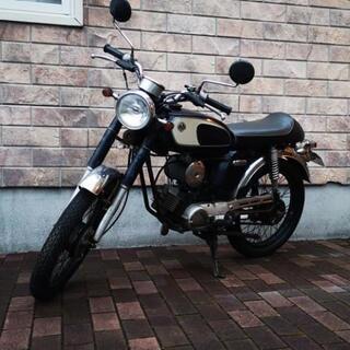 YAMAHA YB-1 50cc 2st