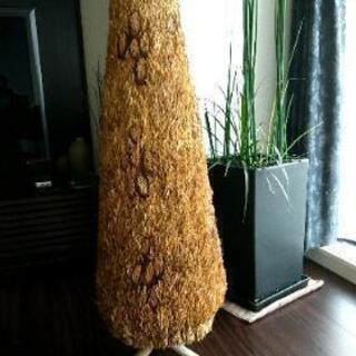 天然素材 木のオブジェ