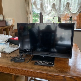 ただいま交渉中 24型 テレビ