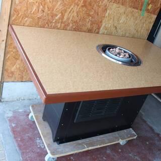 美品 焼肉テーブル 業務用 無煙ロースター シンポ W130xD...