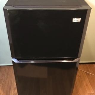 ラストバーゲン‼︎送料無料‼︎ 冷蔵庫、電子レンジ2点セット‼︎