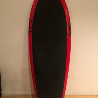 """サーフボード PENDOFLEX RUBBER DUCKY 5'3"""""""