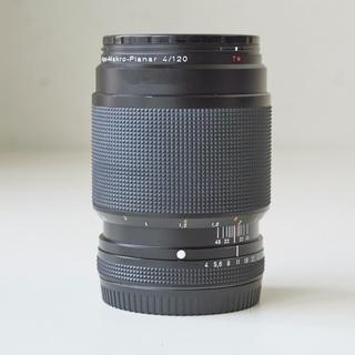 コンタックス645用レンズ カールツァイス マクロプラナー 12...