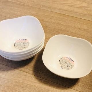 白皿(中)5個セット