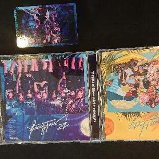 TWICE HAPPY HAPPY &break through CD