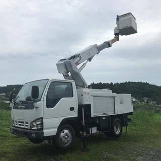 H18 いすゞ エルフ 高所作業車 アイチ SH106 10.6...
