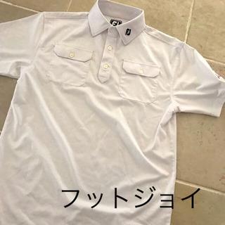 お値下げ新品フットジョイポロシャツ