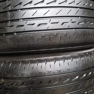 215/60/16. 2本タイヤ、交換