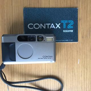 [名器]CONTAX T2