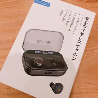 【新品未使用】防水 高機能イヤフォン