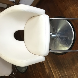 美容室  セット椅子1台