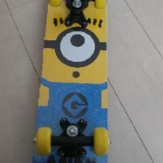 ミニオン スケートボード