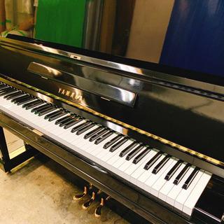 【取引中】調律師による修理調整済!ヤマハアップライトピアノ
