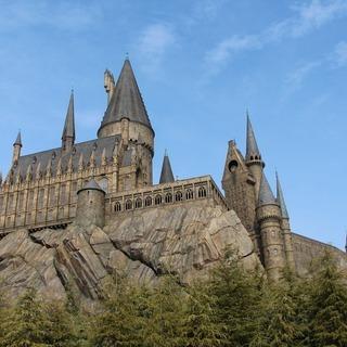 ホグワーツ魔法魔術学校で学ぶ英語:オンライン英語