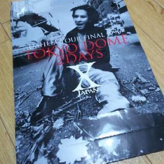 X JAPAN 紙袋①