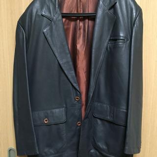 メンズ・羊革ジャケット・Mサイズ