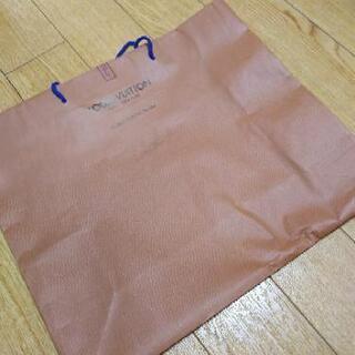 LOUIS VUITTON 紙袋①