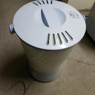ナショナル 洗濯機  「ただのバケツじゃありま洗」  使用…