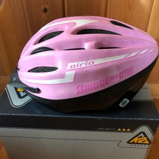 ヘルメット ピンクL