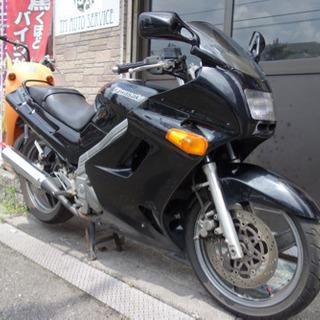 カワサキ ZZR250 単車 フルカウル