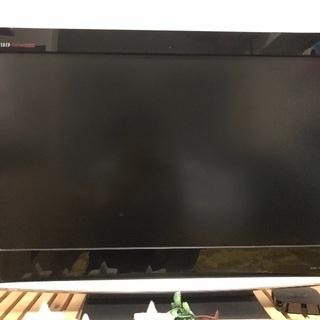パナソニック 32インチテレビ ブルーレイHDDレコーダー B&...