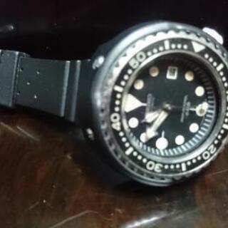 セイコーダイバー腕時計