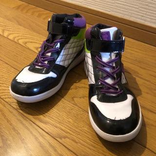 靴(ジュニアサイズ)