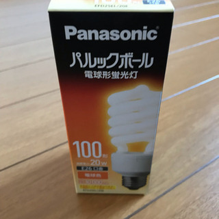 パナソニック 電球形蛍光灯 パルックボール 電球100W EFD...