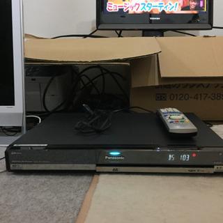 【W録画】Panasonic ディーガ HDDドライブレコーダー