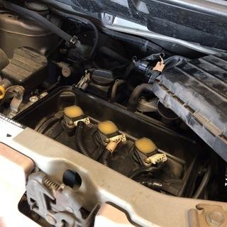 冷えが悪くなった?カーエアコンガスの補充や修理も・車のエアコンガスチャージ☆2~3年でエアコンガスはかなり減ります! - その他