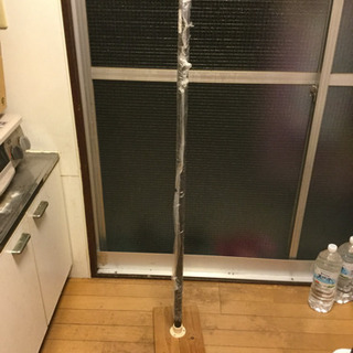 150cmくらいの高さの棒