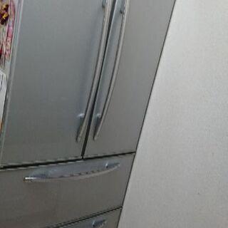 【直接引き取り限定】national 465L冷蔵庫