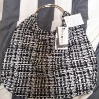 布製の新品バッグ