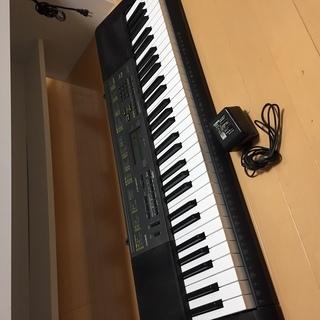 CASIOキーボード CTK-2200 子供さんにどうですか?無料
