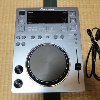 PIONEER CDJ-350 DJ USB CDプレーヤー パ...