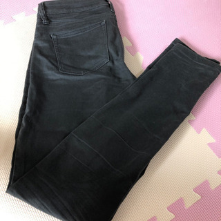 ꙳★*゚UNIQLO パンツ ブラック꙳★*゚