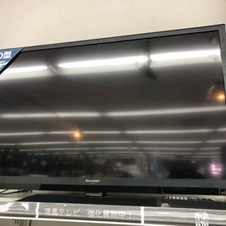 安心6ヶ月保証付き!!SHARP液晶テレビ